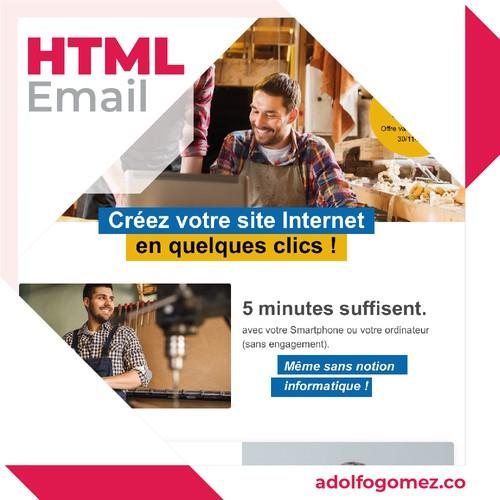Html newsletter