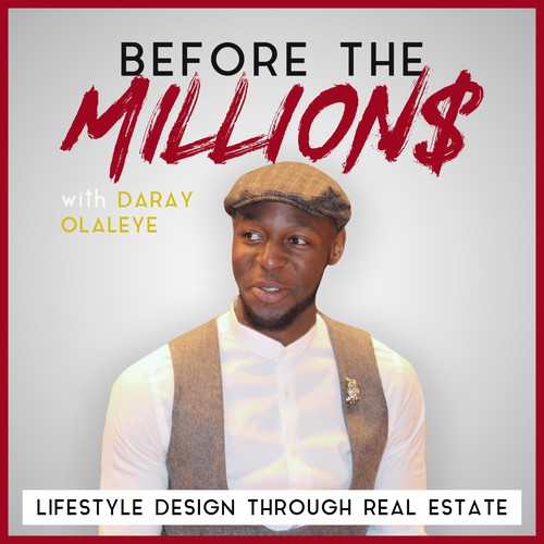 "Podcast Cover for ""Before The Millions"""