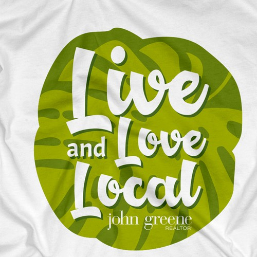 Cool T-Shirt Design for Community-Focused Real Estate Company