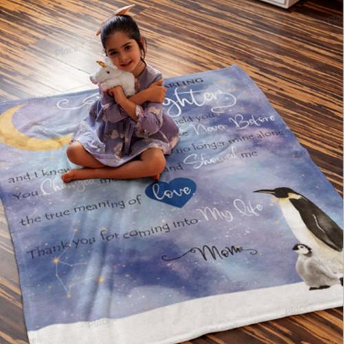 Blanket artistic design