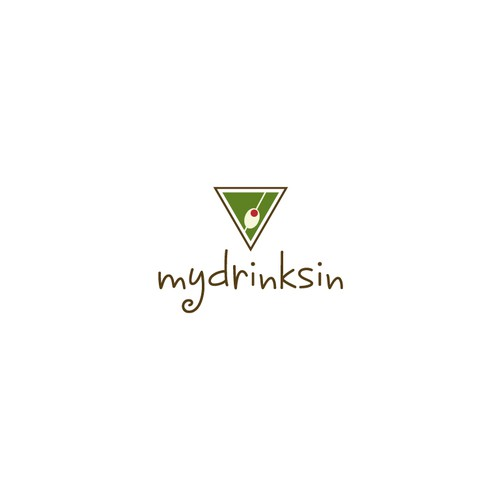 Help MyDrinksin with a new logo