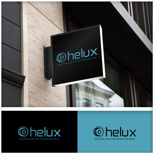 Logo proposal for Helux