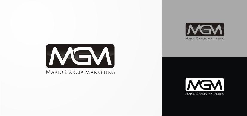 logo for MGM: Mario Garcia Marketing