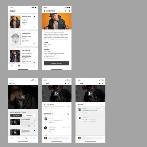Vince Royale App