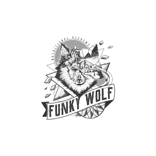 FUNKY WOLF