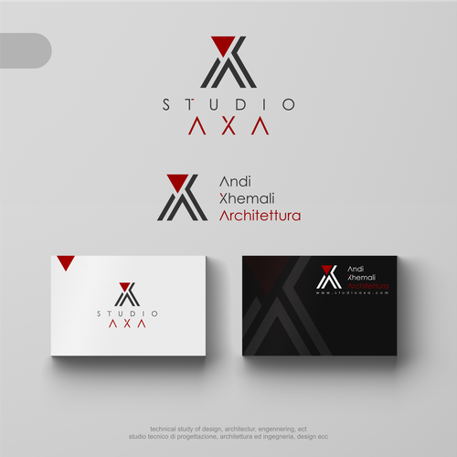 Logo for Studio AXA