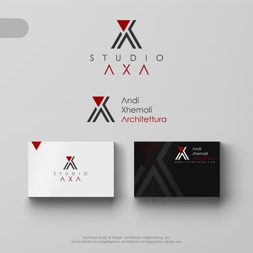 Logo for Studio AXA