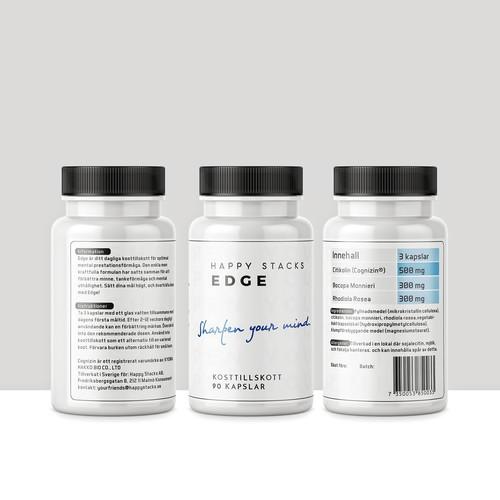 EDGE supplement design