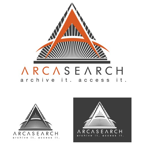 Digital archiving firm ArcaSearch requests new logo, plus business cards