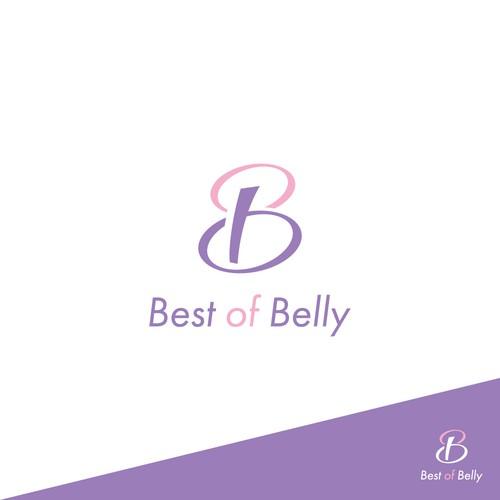 Winner logo for Best of Belly logo design contest.