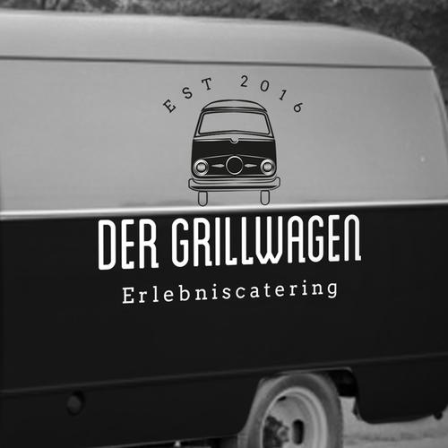 Der Grillwagen