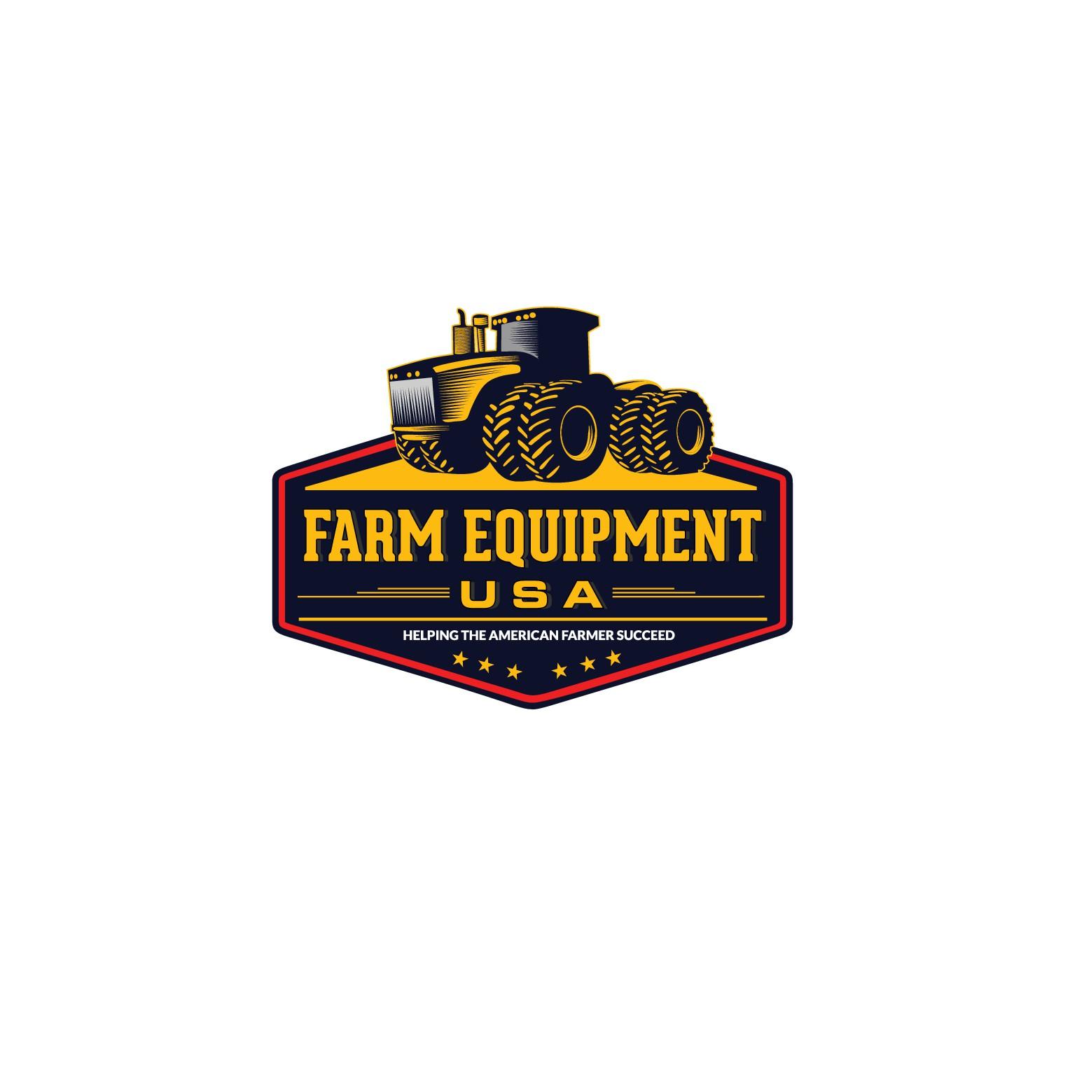 Farm Equipment USA needs Logo to define them