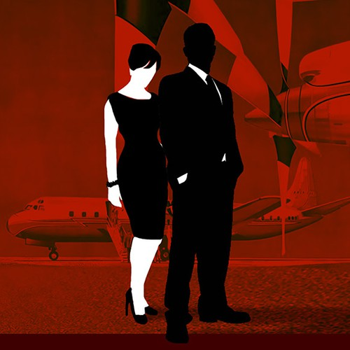 Mad Men in the Airline Industry -- Book Cover