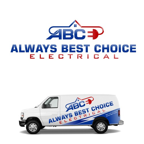 Create a eye catching logo for Always Best Choice Electrical