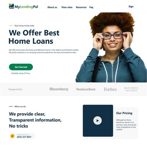 loans langig page