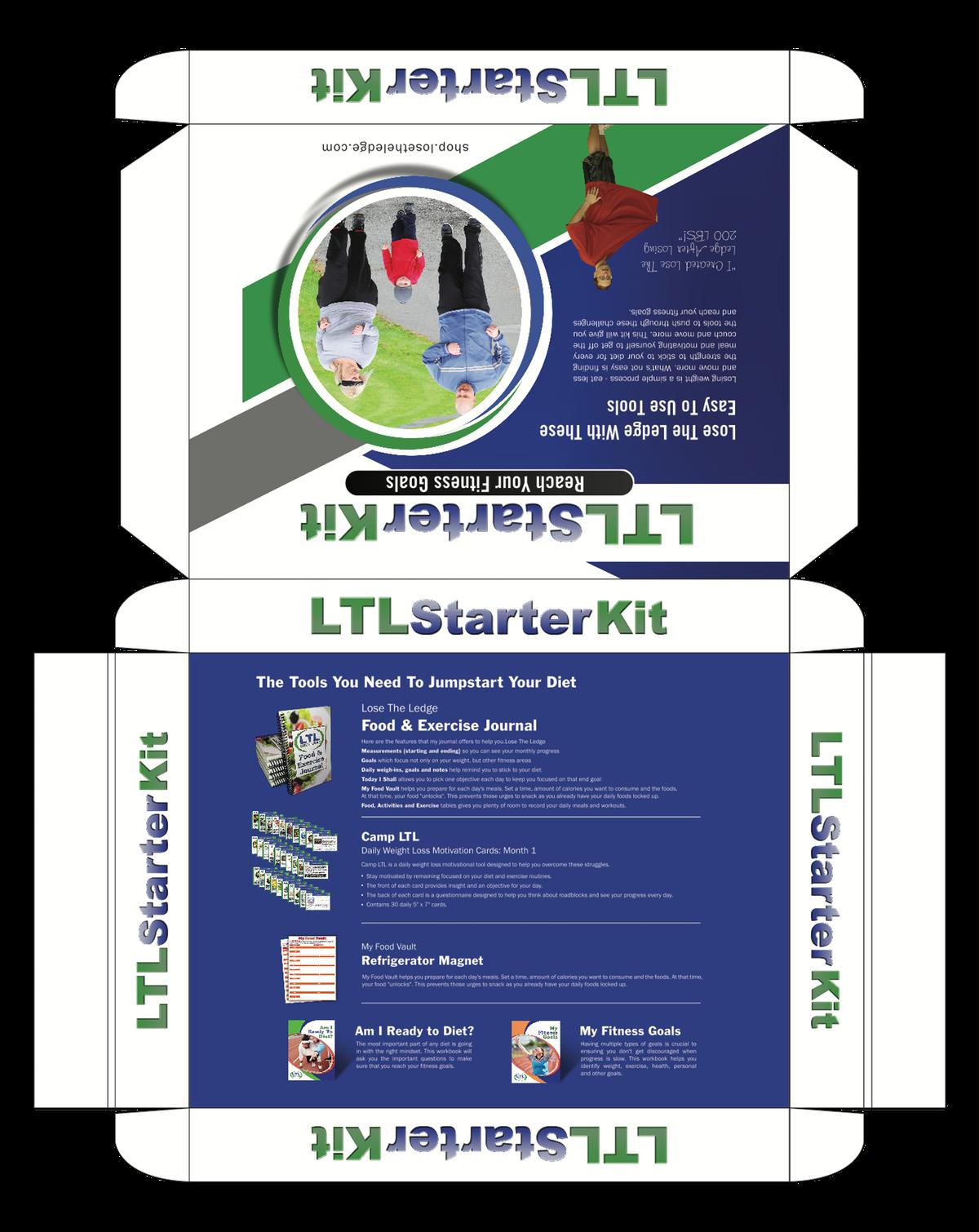 Brochure and Retail Box Design