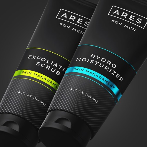 ARES Cosmetics for Men