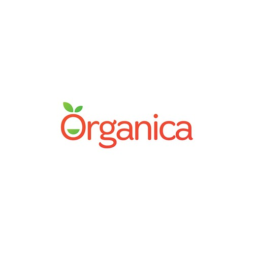 Create an amazing logo design for Organica restaurants