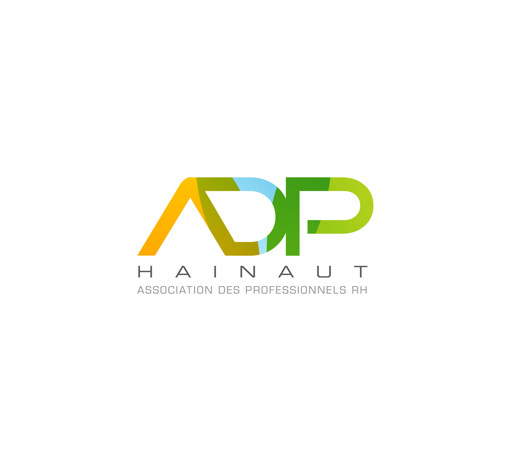 A stylish logo for an association of human resources leaders