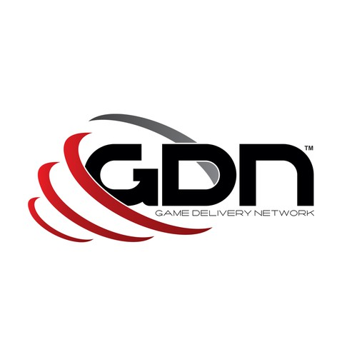 GDN (Game Delivery Network) - new product logo for Highwinds