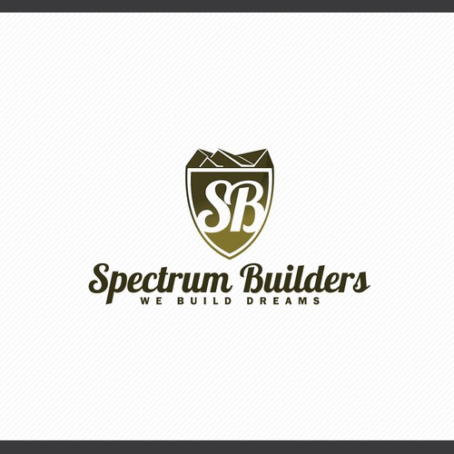 Logo for Spectrum Builders