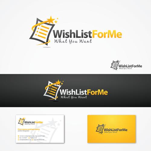 logo for WishListForMe