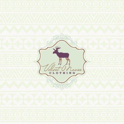 Design a creative logo for a womens apparel company