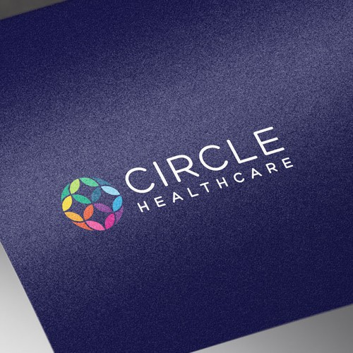 Circle Healthcare we need a logo that helps us shine