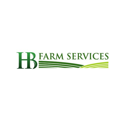 Help HB Farm Services with a new logo