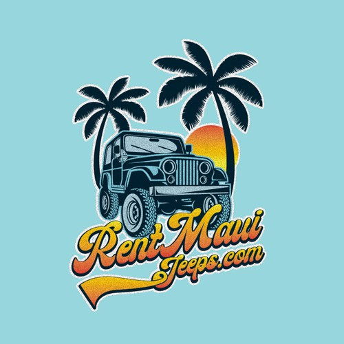 rent maui jeep rental