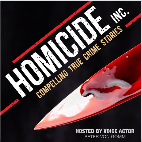 Homicide Inc Podcast Cover