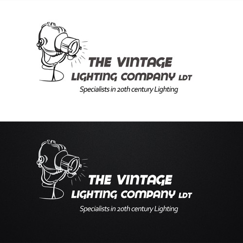 The Vintage Lighting Company Logo