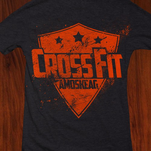 Create a New Shirt and a New Style for CrossFit Amoskeag