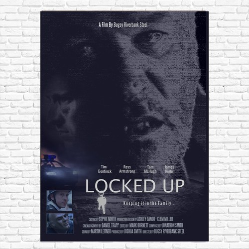 Locked-Up Movie Poster