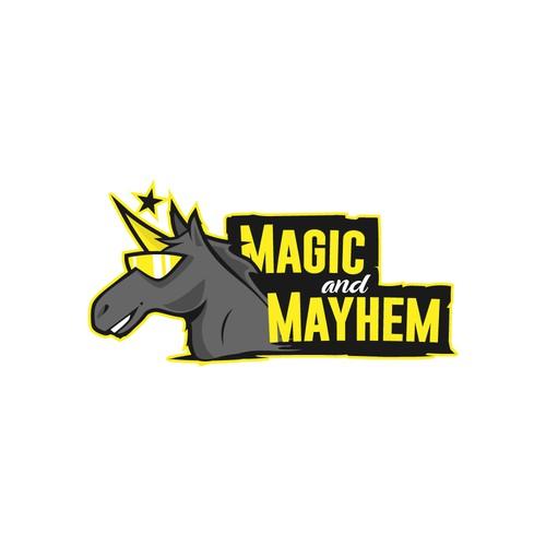 Logo for Magic & Mayhem