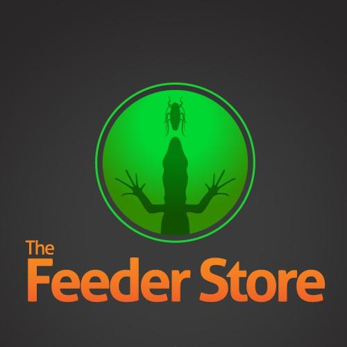 Logo for feeder roaches Store