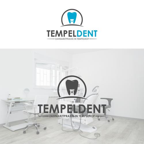 temple dent logo