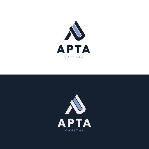 Logo concept for APTA capital