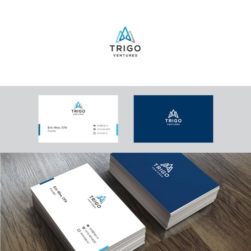 Trigo Ventures: help establish the identity for the next great venturecapital platform!