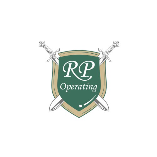 RP Operating, L.L.C. Logo Design
