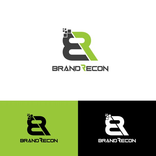 Bold Logo for Business & Consulting Company