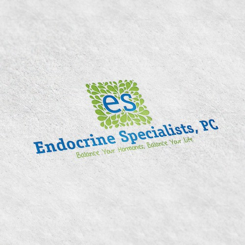 Endocrine Specialists, PC needs a new logo and business card