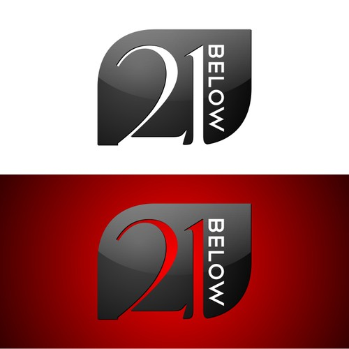 Help 21 Below with a new logo