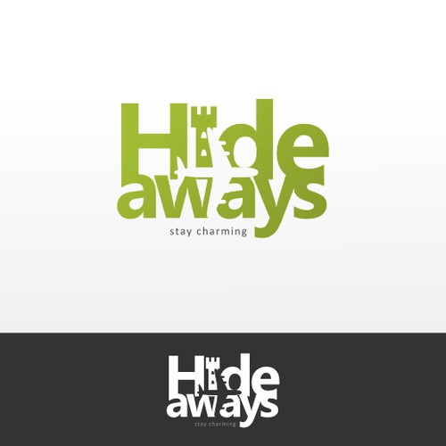 Hideaways needs a new logo