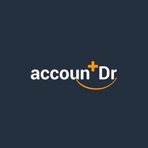 Logo for account maintenance company