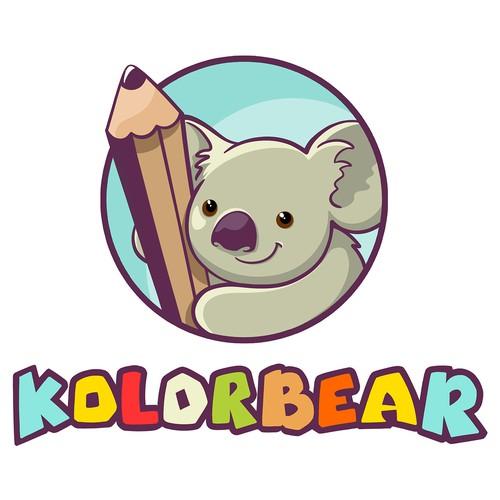 Kolorbear Logo