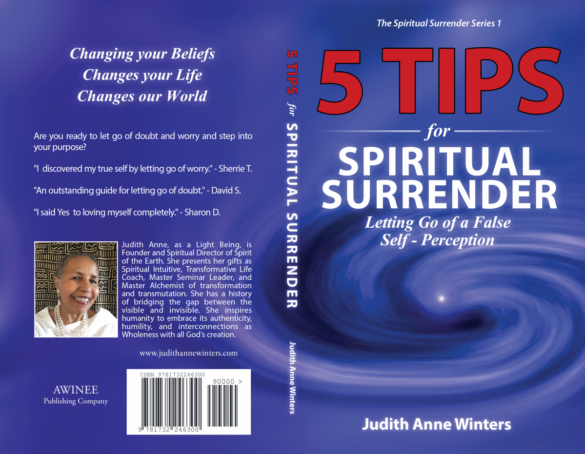 Five Tips For Spiritual Surrender