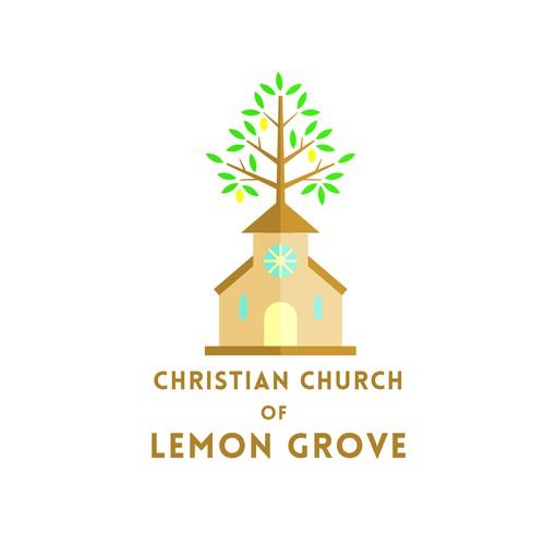 Church of Lemon Grove logo
