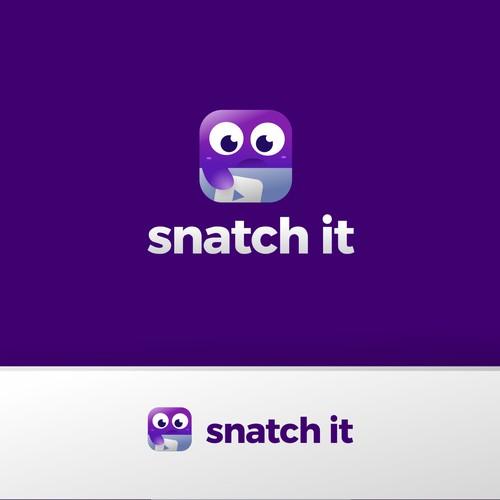 Unused logo for downloader app