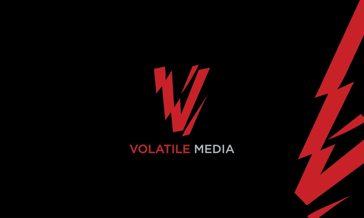 Volatile Media Business Card